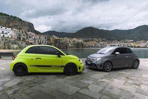 За да отбележи специалната спортна връзка с Targa Florio, твърдо вкоренена в историята, Abarth представи за предварителен преглед на феновете на Cursa новата гама Abarth 595.