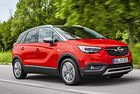 Opel Crossland X получава нов дизел и автоматик