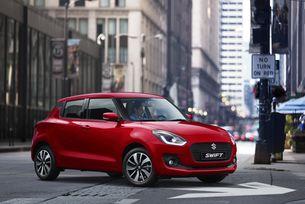 SUZUKI е най-любимата марка компактни автомобили в света
