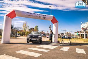 Dacia проведе второ издание на туристическо рали за журналисти
