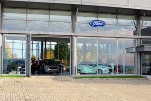 Нови автосалони на Ford, Volvo и Jaguar Land Rover във Варна