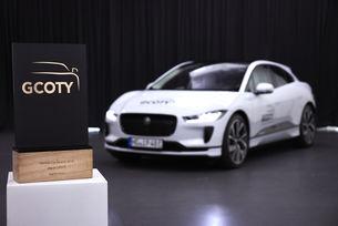 Jaguar I-PACE е Автомобил на годината в Германия за 2019