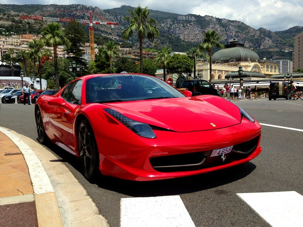 Монте Карло е рай за автомобилните фенове