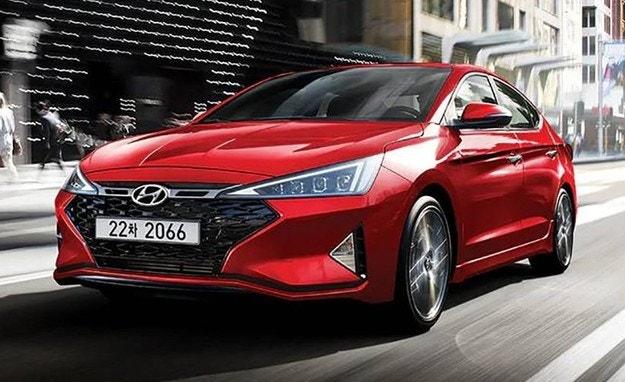 Hyundai представи спортна версия на Elantra