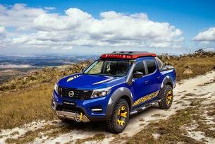 Nissan Frontier Sentinel