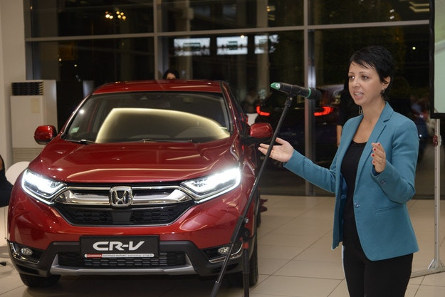 Започнаха продажбите на новия Honda CR-V у нас