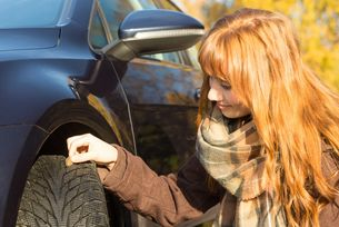 Съвети за безопасно шофиране през зимата