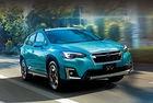 Разкриха пробега на ток на Subaru Crosstrek Hybrid