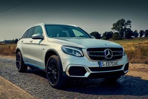 Германците съобщиха ,че уникалният модел Mercedes-Benz GLC F-Cell е вече на пазара