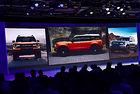 Ford подготвя малък кросоувър в стила на Bronco