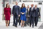 McLaren: Кралска чест при откриването на MCTC