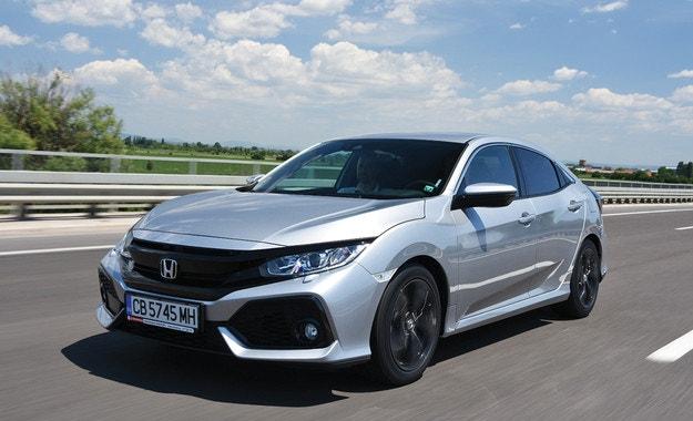 Honda Civic i-DTEC: Бъдещето на дизела