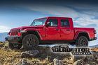 Разсекретиха дизайна на пикапа Jeep Gladiator