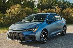 Toyota представи новата Corolla