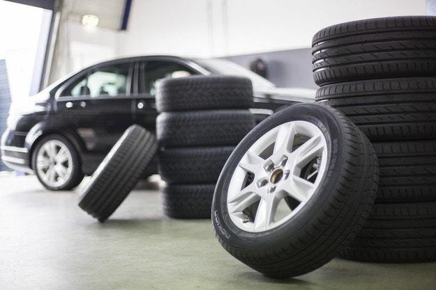 Как да съхранявате правилно гумите