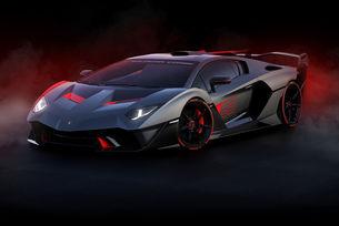 Lamborghini SC18 е индивидуален проект