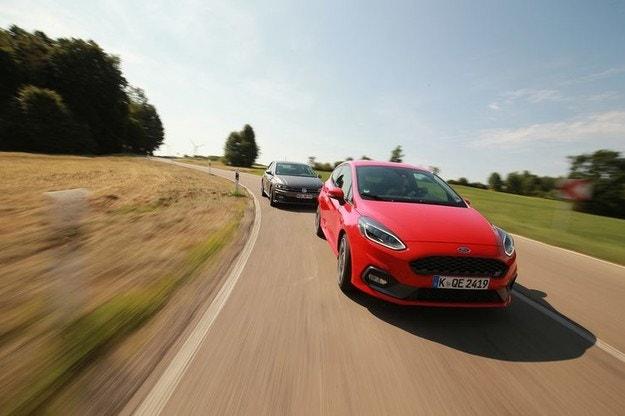 Ford Fiesta ST и Vw Polo GTI: Малки спортисти с по 200 к.с.