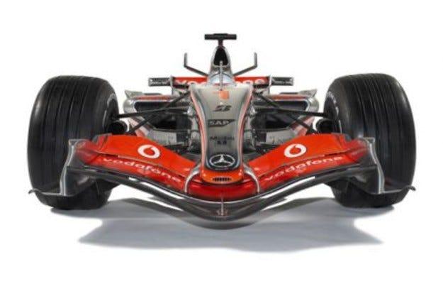 Vodafone McLaren Mercedes 2007