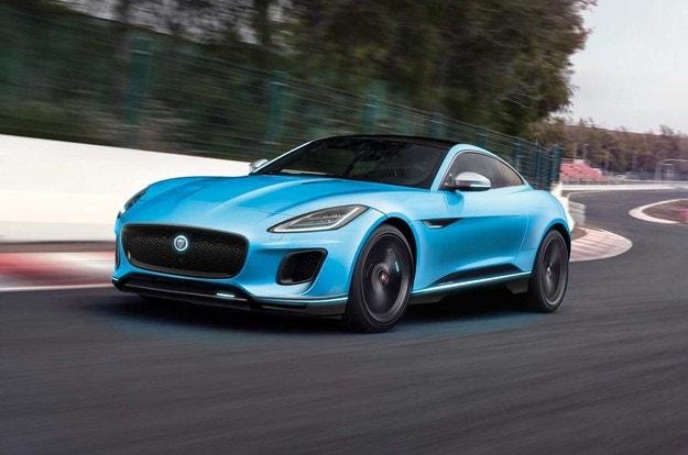 Новият Jaguar F-Type и с електрическа версия