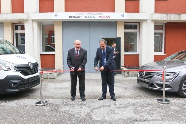 Рено Нисан България откри нов център за обучение