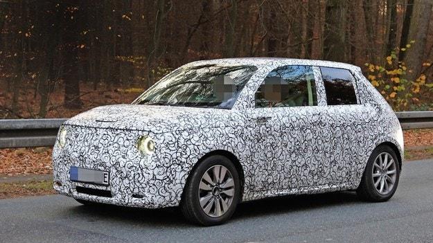 Нов електромобил на Honda тръгна на тестове