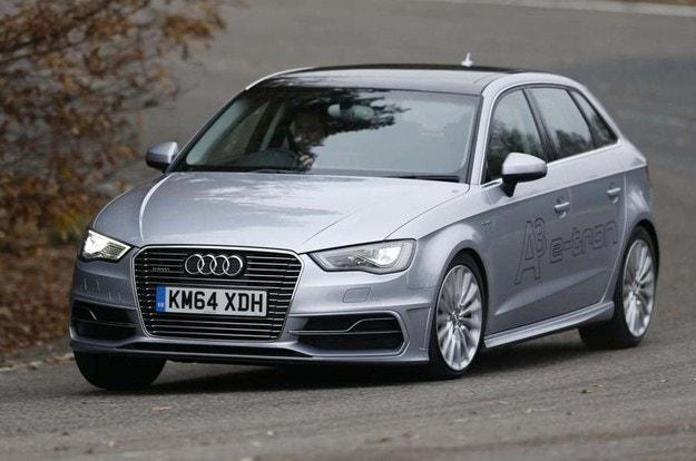 Audi спира хибридния A3 Sportback e-tron