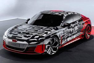 Audi показва конкурент на Tesla Model S