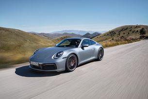 Porsche 911 стана по-мощен и по-бърз