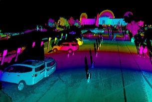 Volvo Cars и Luminar показват иновативна технология