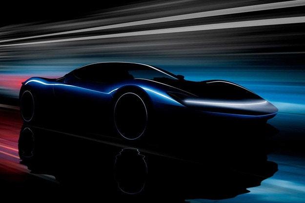 Нови изображения за Pininfarina PF0
