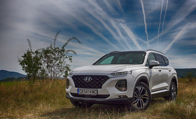Hyundai Santa Fe: Пътят на успеха