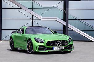 Mercedes-Benz обнови спортните AMG GT