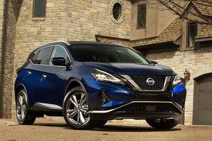 Nissan обнови кросоувъра Murano