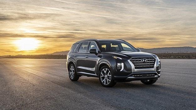 Hyundai разкри новия кросоувър Palisade