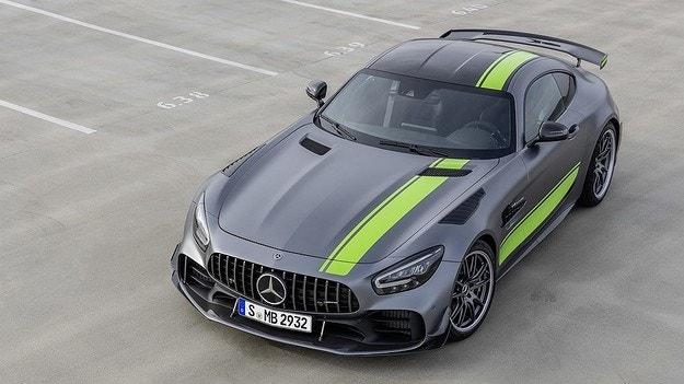 Представиха Mercedes-AMG GT R във версия Pro