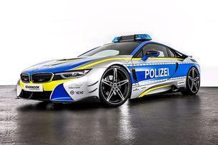 AC Schnitzer префасонира BMW i8