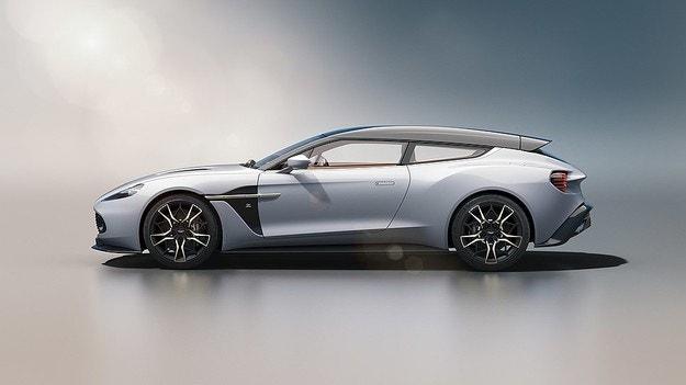 Aston Martin показа Zagato Shooting Brake