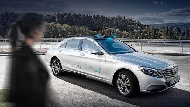 Daimler напредна в комуникацията с хора