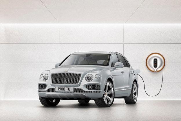 Без електрически модел на Bentley преди 2023 г.