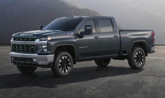 Chevrolet представи новия пикап Silverado HD
