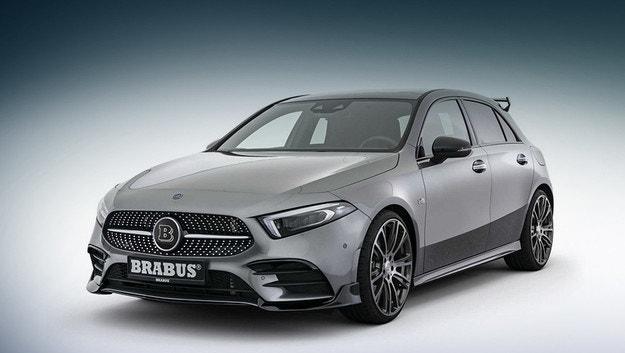 Brabus префасонира Mercedes-Benz А-класа