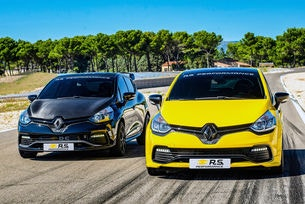 Renault Sport разшири гамата R.S. Performance