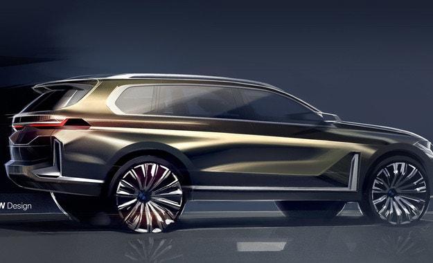 BMW X8 ще бъде най-скъпият модел на марката