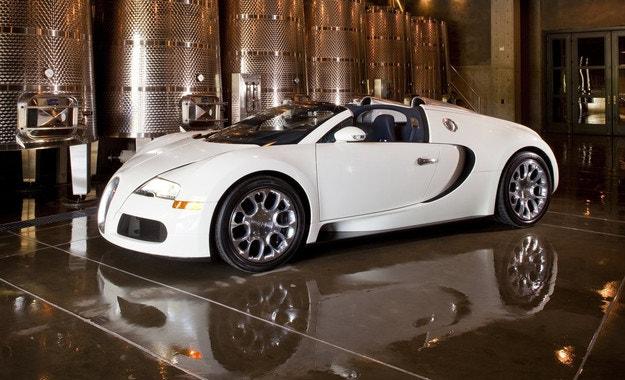 Няма да има открита версия за Bugatti Chiron