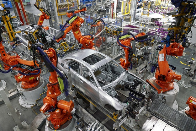 Производство на електромобили