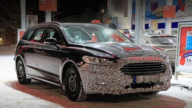 Предстои обновяване на фамилията Ford Mondeo