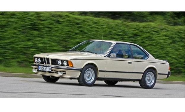 BMW 635 CSi: Понякога се случват чудеса