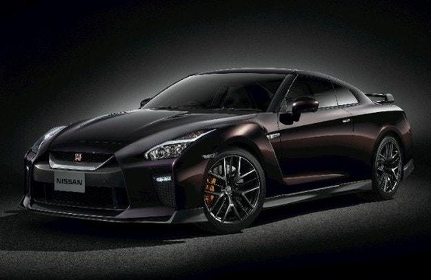 Пускат нова лимитирана серия на Nissan GT-R