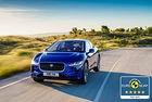 Пет звезди за Jaguar I-PACE от Euro NCAP