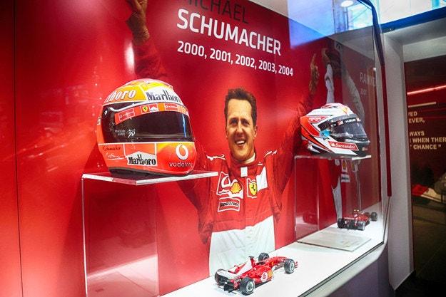 Откриха изложбата « Michael 50 » в Маранело